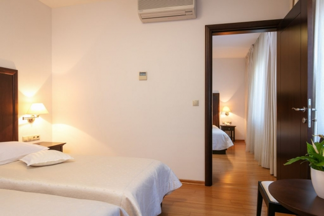 Family room second bedroom|Hotel Croatia