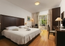 Double room with garden exit